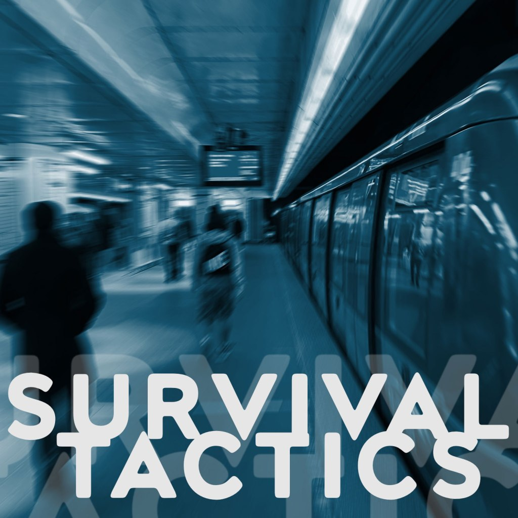 Survival Tactics audio cover